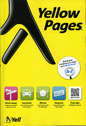 Yellow Pages 2012