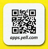 Yell QR Code
